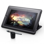 The Wacom Cintiq 13HD is not a cheap graphic tablet, but it is worth the price!