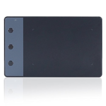Huion H420 OSU Grafiktablett USB-Schreibpad mit Batterie Digital-Stift 10 x 5,67 cm -