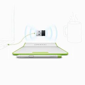 Wacom Bamboo Pad Wireless CTH-300U -