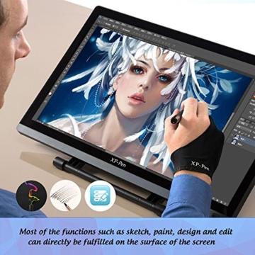 XP-Pen 22″ Pen Display Interactive Pen-Monitor IPS-Panel HD Auflösung (EU Stecker) -