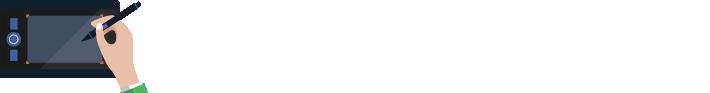 Grafiktablett Logo