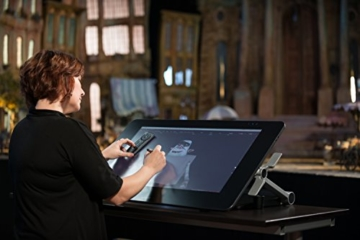 Wacom Cintiq 27QHD Kreativ-Stift-Display schwarz -